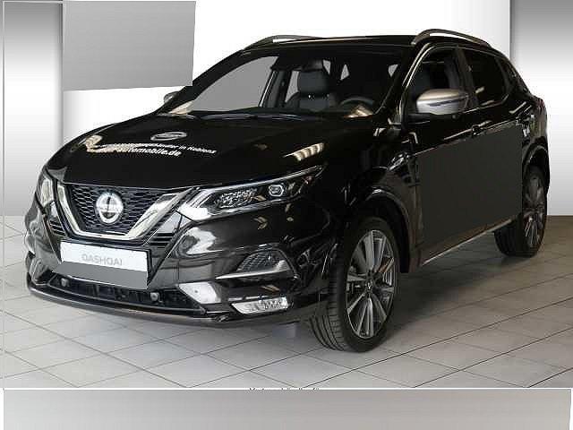 Nissan Qashqai - 1.3 DIG-T 140 PS Tekna+ Navi Leder LED BOSE