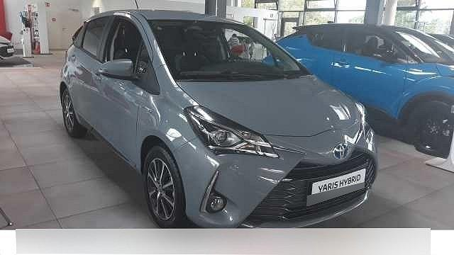 Toyota Yaris - 1.5 Hybrid Y20 Club S-Plus Paket X-Connect