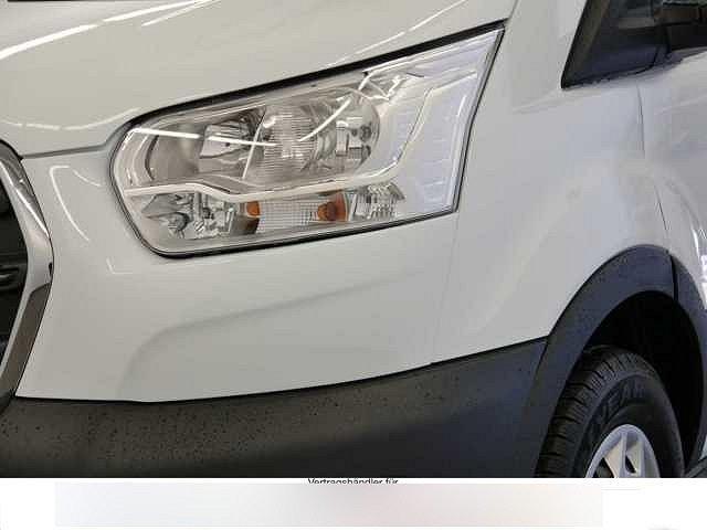 Ford Transit - Trend 350 L3 Pritsche Doka 130PS AHK Ganzjahresreifen
