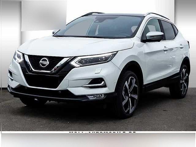 Nissan Qashqai - 1.3 DIG-T TEKNA+ Leder Navi Panoramadach