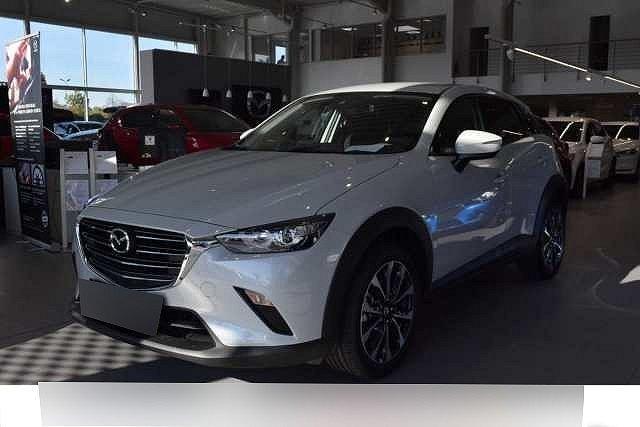 Mazda CX-3 - CX3 SKYACTIV-G 121FWD 6AG SPORTS NAV ACAA