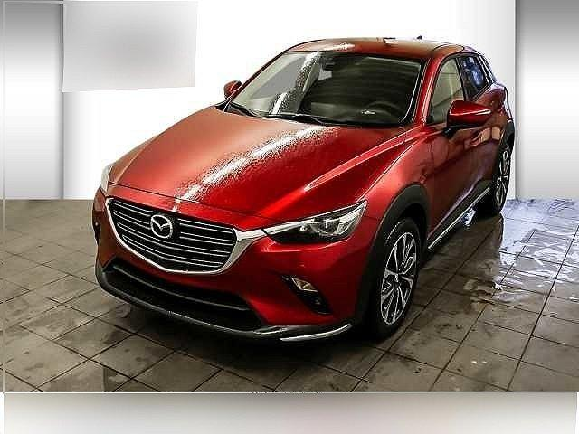Mazda CX-3 - CX3 SKYACTIV-G 121FWD 6GS SPORTS NAV ACAA