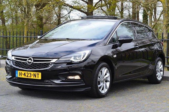 Opel Astra - 1.4 Turbo 110 Innovation Navi SD Leder