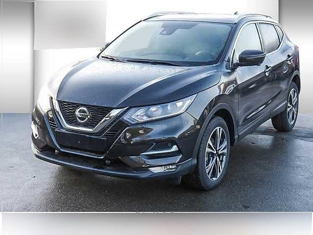 Nissan Qashqai - 1.3 DIG-T 160 PS N-CONNECTA Panoramadach Winterpaket