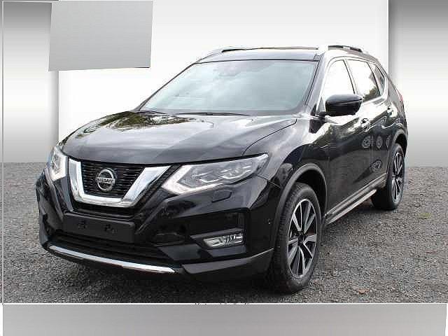 Nissan X-Trail - 1.7 dCi 150 PS 6MT 4x2 TEKNA 7 Sitze PGD
