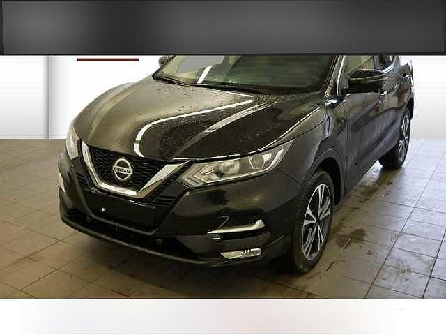 Nissan Qashqai - 1.3 DIG-T 160 PS N-CONNECTA Panoramadach Winterpaket Safety Shield