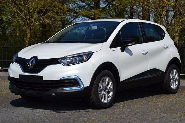 Renault Captur - 0.9 TCe 66 Limited
