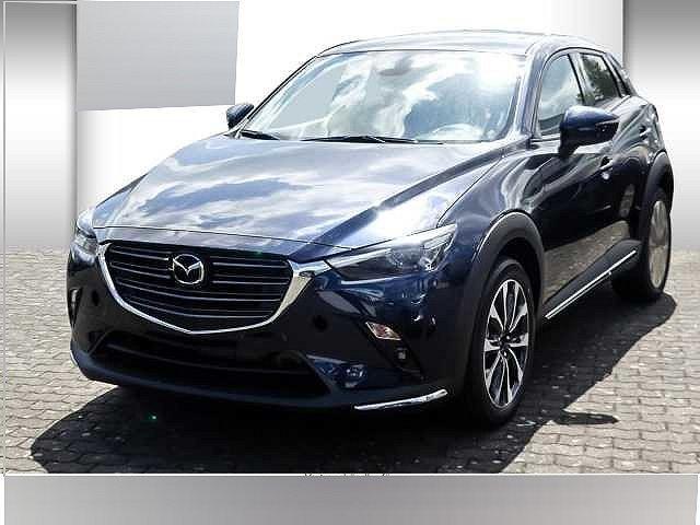Mazda CX-3 - SKYACTIV-G 121 FWD Drive Sport TEC-P VAI ACAA