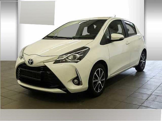 Toyota Yaris - 1.0 VVT-i Team Deutschland Navi