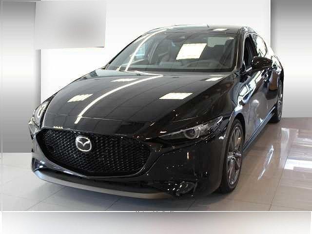 Mazda Mazda3 5-Türer - 3 SKYACTIV-G 2.0 M-Hybrid DRIVE SELECTION Leder Bose Design