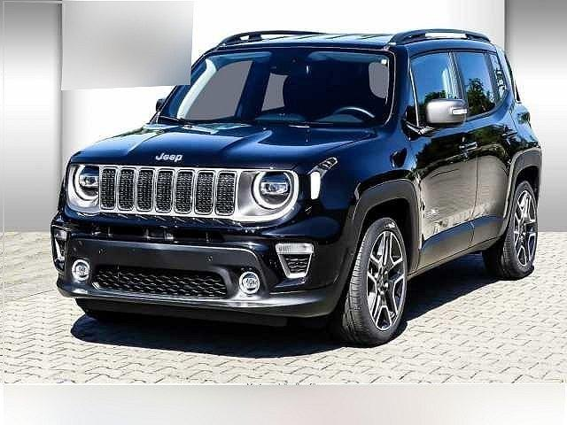 Jeep Renegade - 1.3 T-GDI Limited Panorama-Glasdach Navi