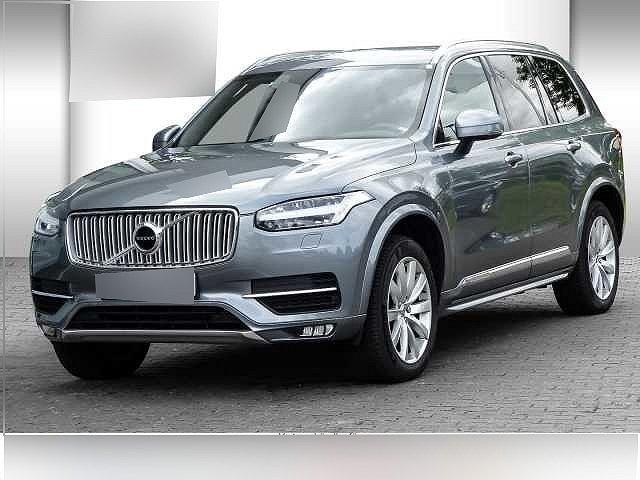 Volvo XC90 - XC 90 D5 AWD Geartronic Inscription Navi LED BW 7-Sitzer