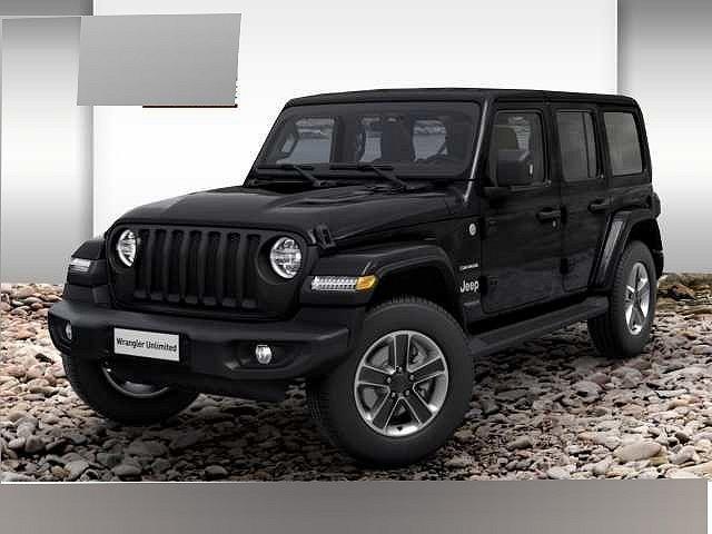 Jeep Wrangler Unlimited - JL MY19-Sahara 2.0l T-GDI 199kW (270PS) 4x4 AT8