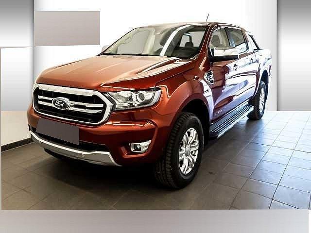 Ford Ranger - Limited 2.0l 213PS Autm. Allrad Doka Navi AHK PDC