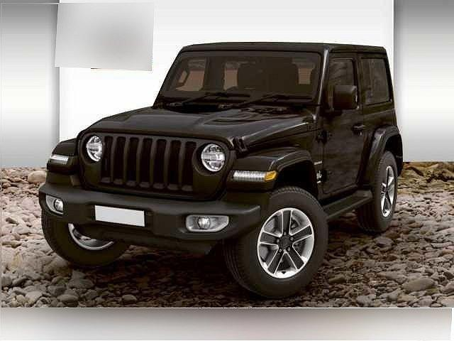Jeep Wrangler - JL MY19 Sahara 2.2l CRDI 2.2 NEW TECH NAVI SHZ