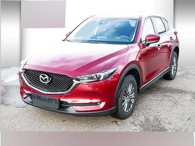 Mazda CX-5 - SKYACTIV-D 150 FWD Exclusive-Line Nav Act-P