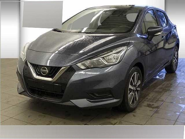 Nissan Micra - DIG-T 117 N-Connecta Navi Winter Plus Paket