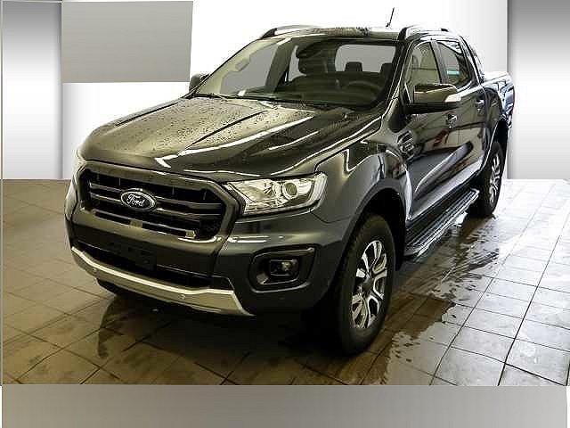 Ford Ranger - Wildtrak 2.0l 213PS DoKa Rollo Xenon Navi ACC AHK