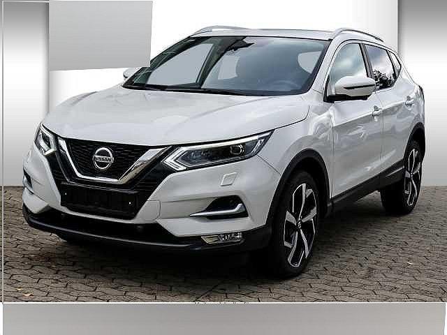 Nissan Qashqai - Tekna 1.3 DIG-T 160PS Navi,LED,360°