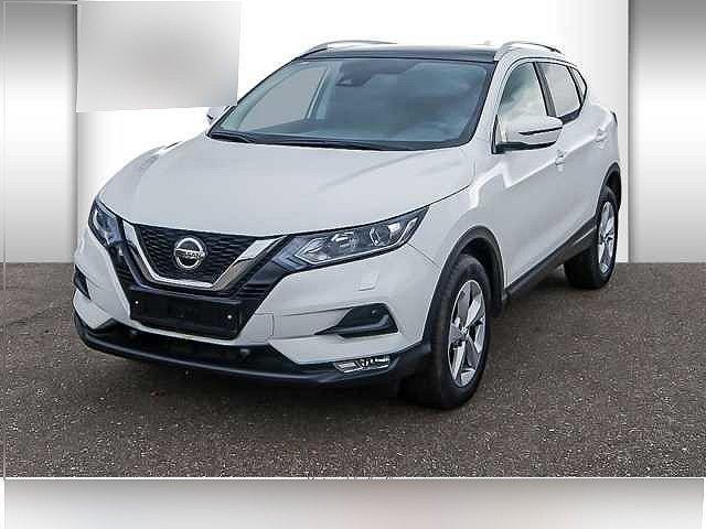 Nissan Qashqai - 1.3 DIG-T 160PS ACENTA Navi Design get.Scheiben