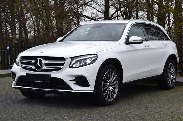 Mercedes-Benz GLC - 250 155 2x AMG 4matic