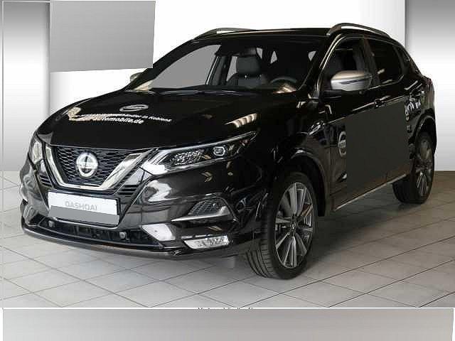 Nissan Qashqai - 1.3 DIG-T 140 PS Tekna+ Leder Navi LED BOSE