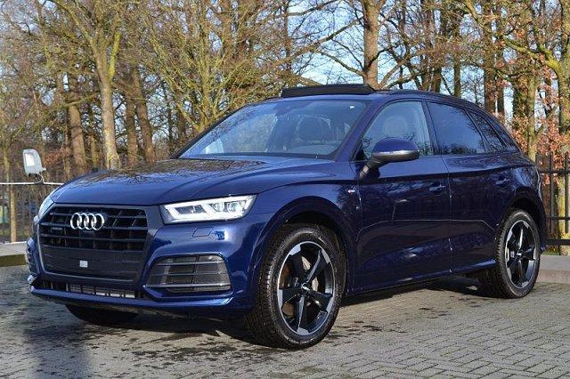 Audi Q5 - 2.0 TFSi 185 Sport 2x S-Line Luchtvering S-Tronic Pano