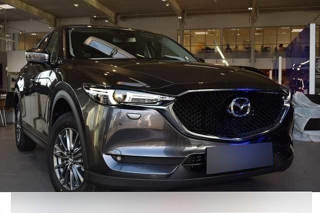 Mazda CX-5 - SKYACTIV-G 165AWD 6AG Exclusive Nav Act-P