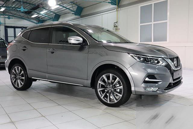 Nissan Qashqai - 1,3 DIG-T N-CONNECTA DYNAMIC LED PANO WINTER