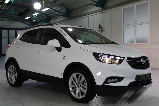 Opel Mokka X - 1,4 (ECOFLEX) ECOTEC EDITION 120 JAHRE NAVI KAMERA LM18