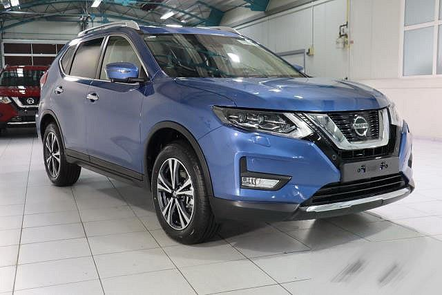 Nissan X-Trail - 1,7 DCI N-CONNECTA PANORAMA
