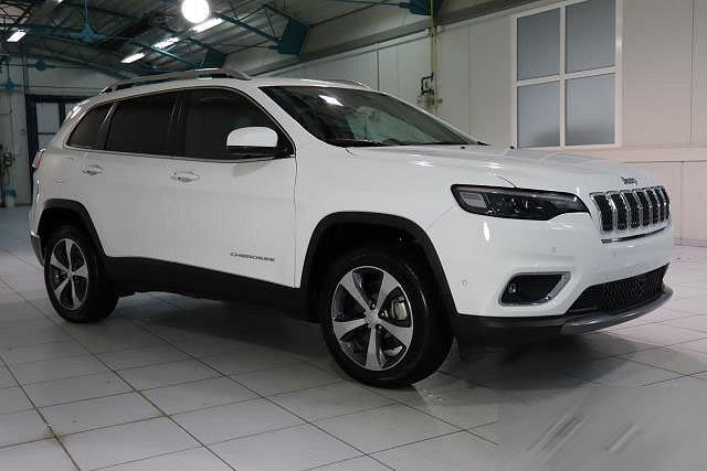 Jeep Cherokee - 2,2 MULTIJET 4WD AUTO. LIMITED