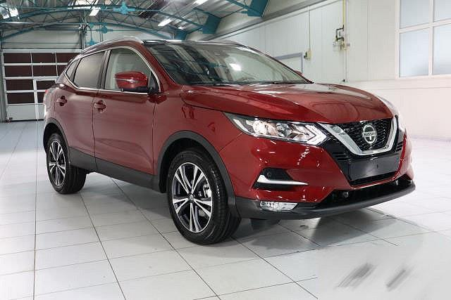 Nissan Qashqai - 1,5 DCI DCT AUTO. N-CONNECTA PANORAMA RELING FRONTSCHEIBENHEIZUNG