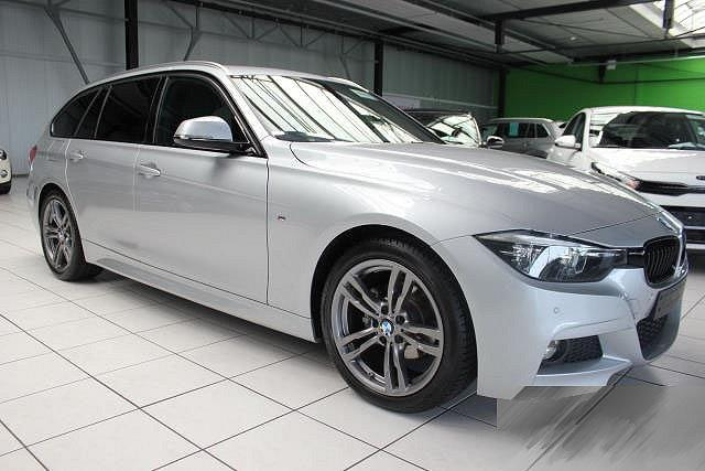 BMW 3er Touring - 320I AUTO. M SPORT SHADOW NAVI LED PDC LM18