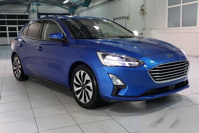 Ford Focus - 1,0 ECOBOOST OPF 5T COOLCONNECT NAVI LED BO LM17