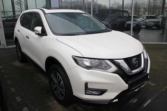 Nissan X-Trail - 1,7 DCI AUTO. N-WAY PANORAMA