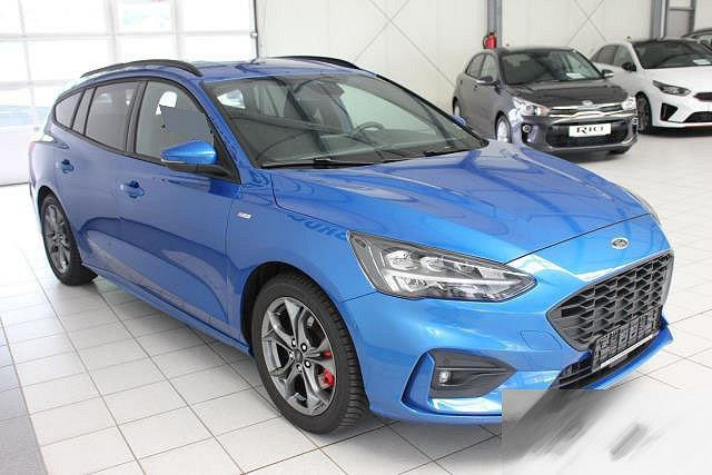 Ford Focus Turnier - 1,0 ECOBOOST ST-LINE NAVI LED LM17