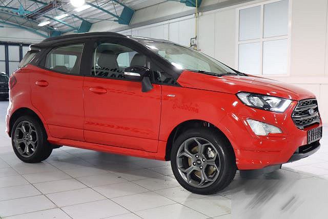 Ford EcoSport - 1,0 ECOBOOST ST-LINE NAVI LM17 AHK