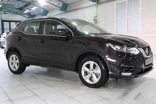 Nissan Qashqai - 1,5 DCI DCT AUTO. ACENTA PANORAMA RELING FRONTSCHEIBENHEIZUNG