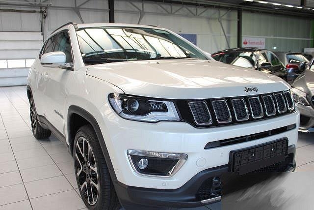 Jeep Compass - 1,4 MULTIAIR 2WD LIMITED
