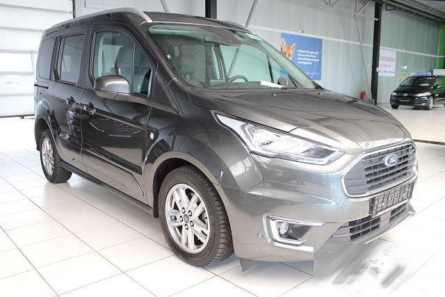 Ford Tourneo Connect - 1,5 ECOBLUE AUTO. 205 L1 TITANIUM 5-SITZER NAVI BI-XENON PANO LM16