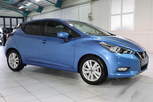Nissan Micra - 1,0 IG-T AUTO. N-WAY NAVI