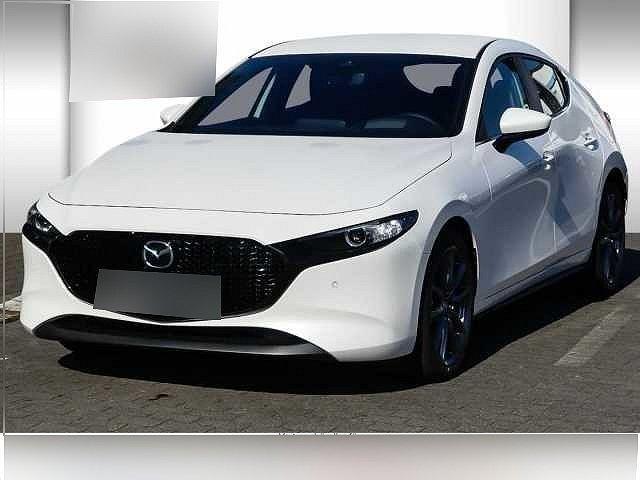 Mazda Mazda3 5-Türer - 3 M-Hybrid SELECTION, Bose, i-Active, Design