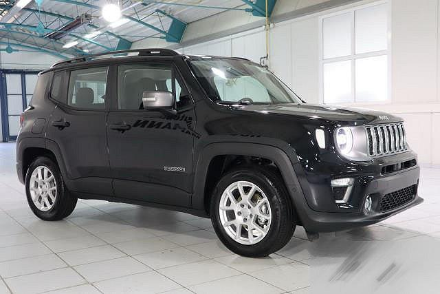 Jeep Renegade - 1,0 T-GDI 2WD LIMITED MJ 2020