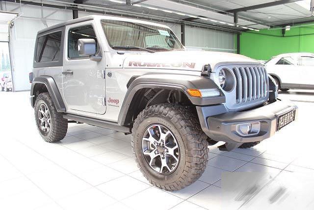 Jeep Wrangler - JL 2,2 CRDI 4WD RUBICON AUTOMATIK MJ 2020