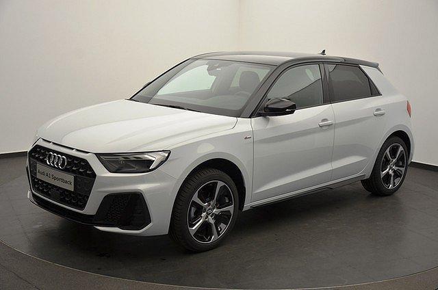 Audi A1 - Sportback 30 TFSI S-Line LED/Tempo/PDC/Sitzhz