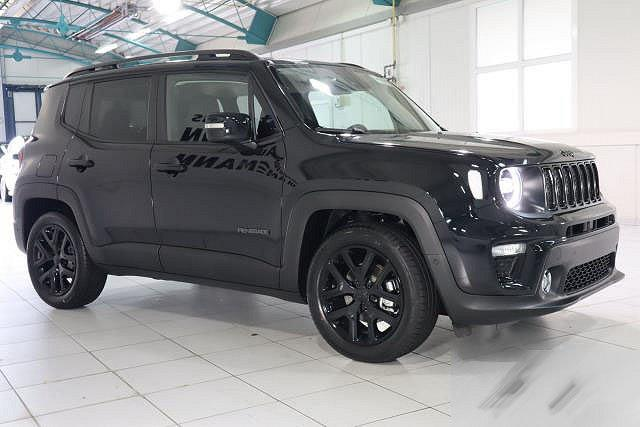 Jeep Renegade - 1,3 T-GDI 2WD LIMITED DDCT BLACK PACK MJ 2020