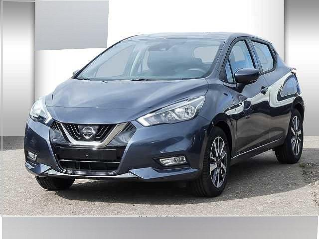 Nissan Micra - 1.0 N-Way Safety Paket Navi
