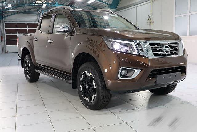 Nissan Navara - DC 2,3 DCI MOD.MODELL N-CONNECTA AHK OPTIK 6D-TEMP