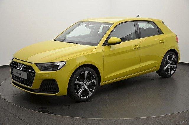 Audi A1 - Sportback 30 TFSI advanced Tempo/PDC/Sitzhzg/Is